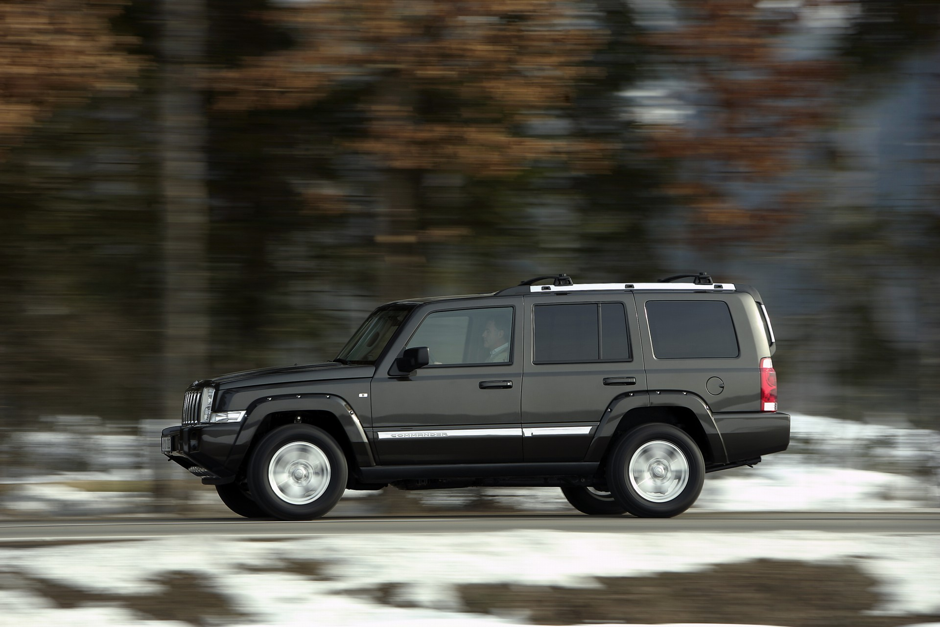 2007 Jeep Commander History, Pictures, Value, Auction Sales, Research and  News