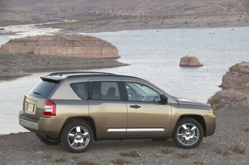 2007 Jeep Compass Image Photo 23 Of 43