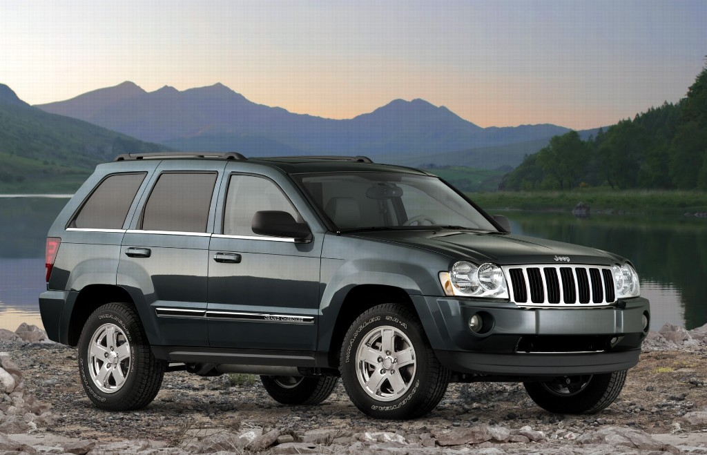 2007 jeep grand cherokee pictures history value research news. Black Bedroom Furniture Sets. Home Design Ideas