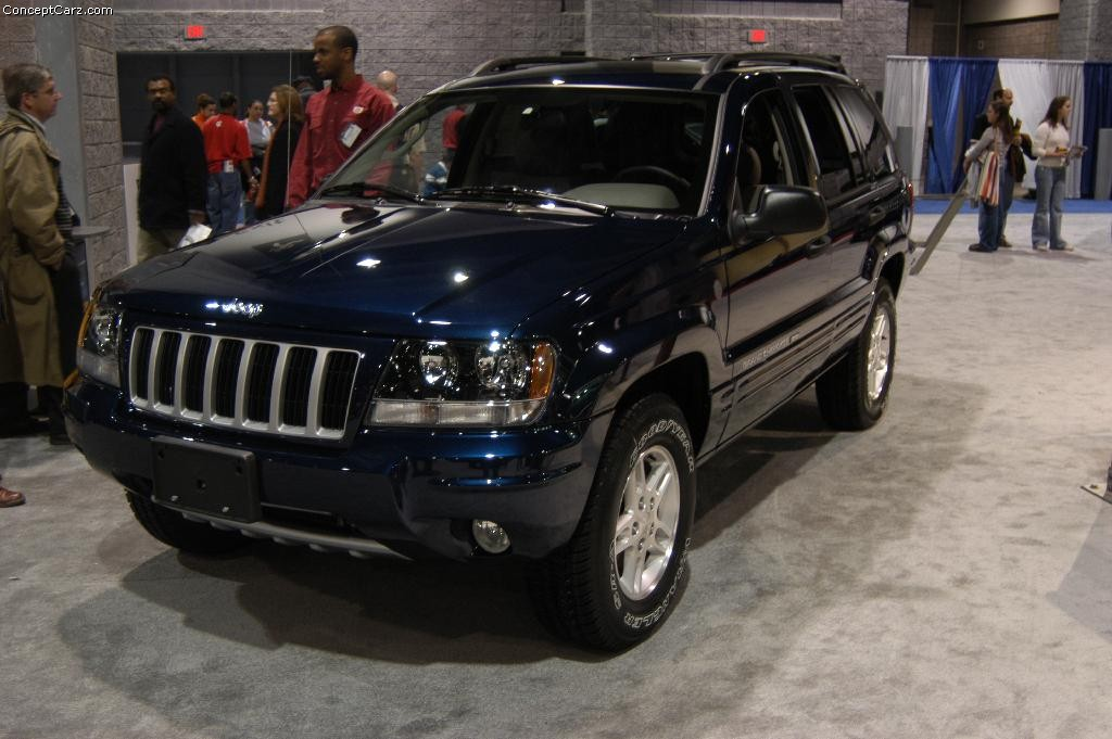 2004 jeep grand cherokee image. Black Bedroom Furniture Sets. Home Design Ideas