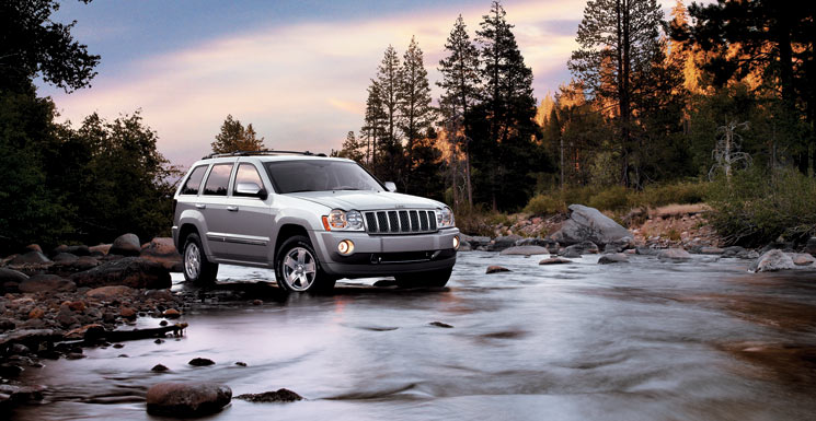2005 Jeep Grand Cherokee Wallpaper And Image Gallery