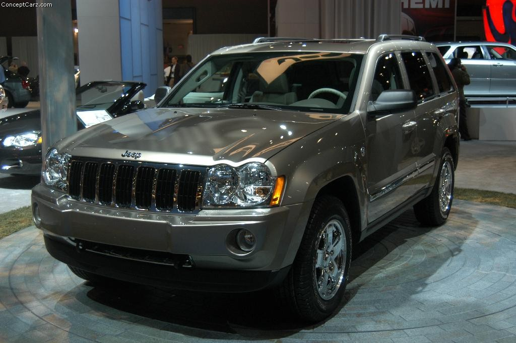 2005 jeep grand cherokee image photo 19 of 23. Black Bedroom Furniture Sets. Home Design Ideas
