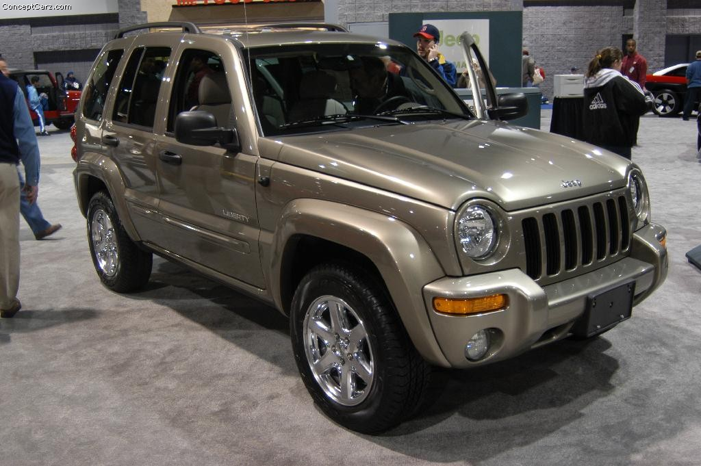 Auction Results And Sales Data For 2004 Jeep Liberty