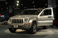 2003 Jeep Liberty image.
