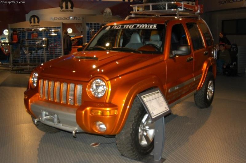 2003 Jeep Liberty Muscle