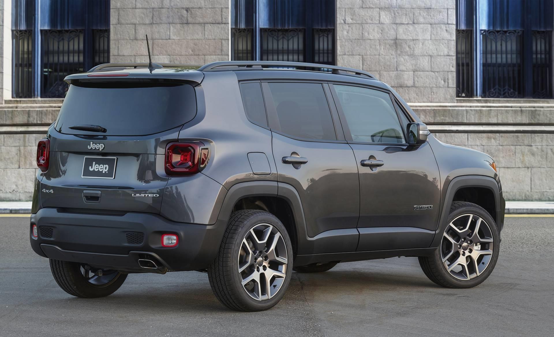 2020 Jeep Renegade News And Information Conceptcarz Com