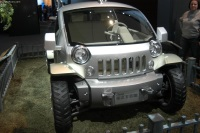 2003 Jeep Treo Concept image.