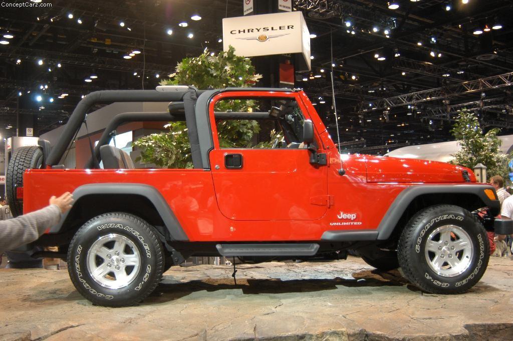 2004 Jeep Wrangler Unlimited Image Https Www
