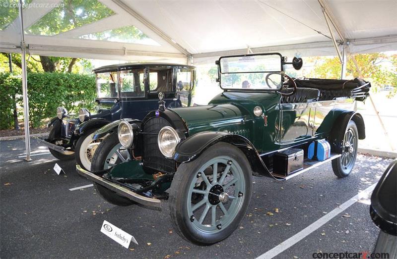 1914 Jeffery Six Model 96