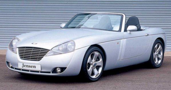 1998 Jensen S-V8
