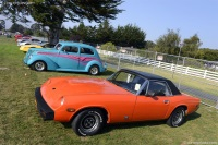 1974 Jensen Healey.  Chassis number 19274