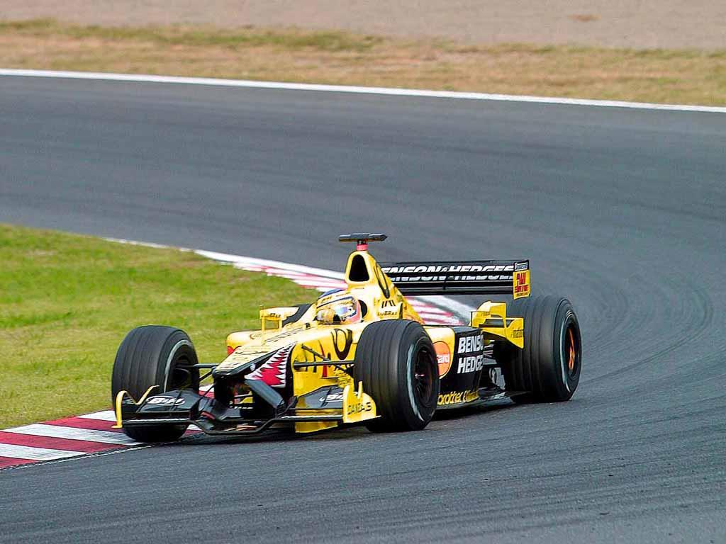 2001 Jordan EJ11