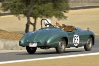 1952 Jowett Jupiter.  Chassis number E2SAl758