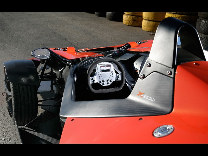 Ktm X Bow Specifications