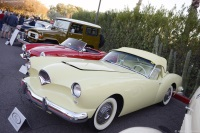 1954 Kaiser Darrin.  Chassis number 161001072