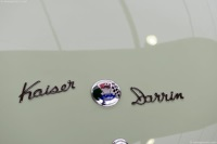 1954 Kaiser Darrin.  Chassis number 161-001023