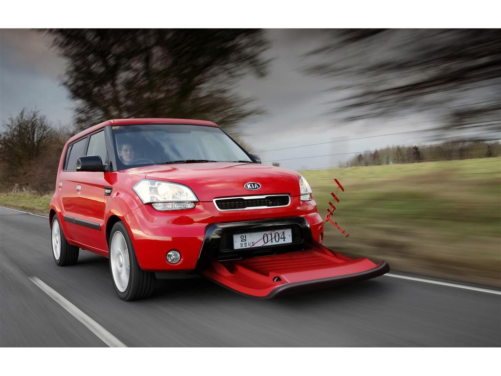2010 Kia Soul April System News And Information