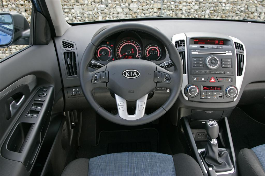 2010 Kia Ceed News And Information Conceptcarz