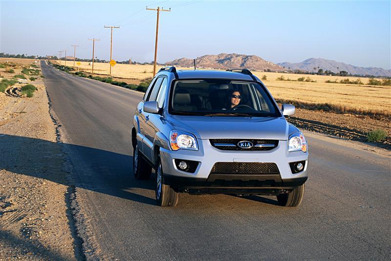 2009 Kia Sportage thumbnail image