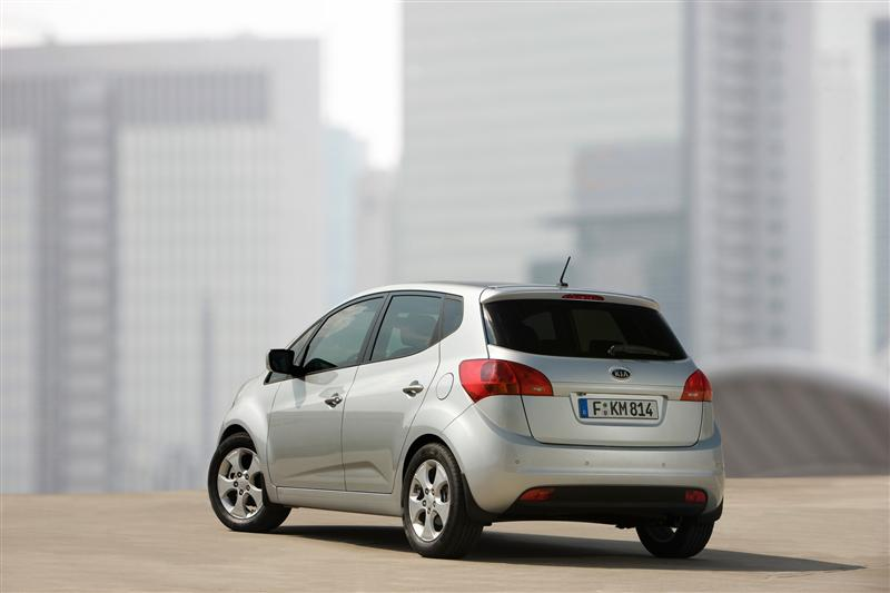 2010 Kia Venga News And Information Conceptcarz