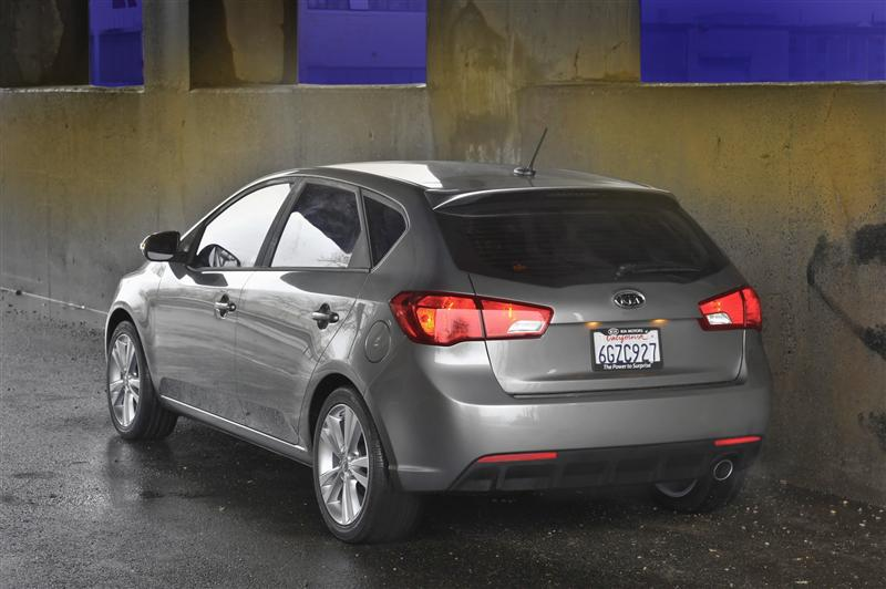 2011 Kia Forte Five-Door
