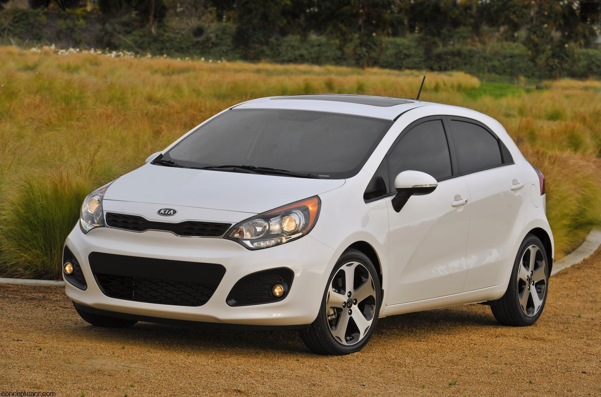2012 Kia Rio5 Image. Photo 32 of 44