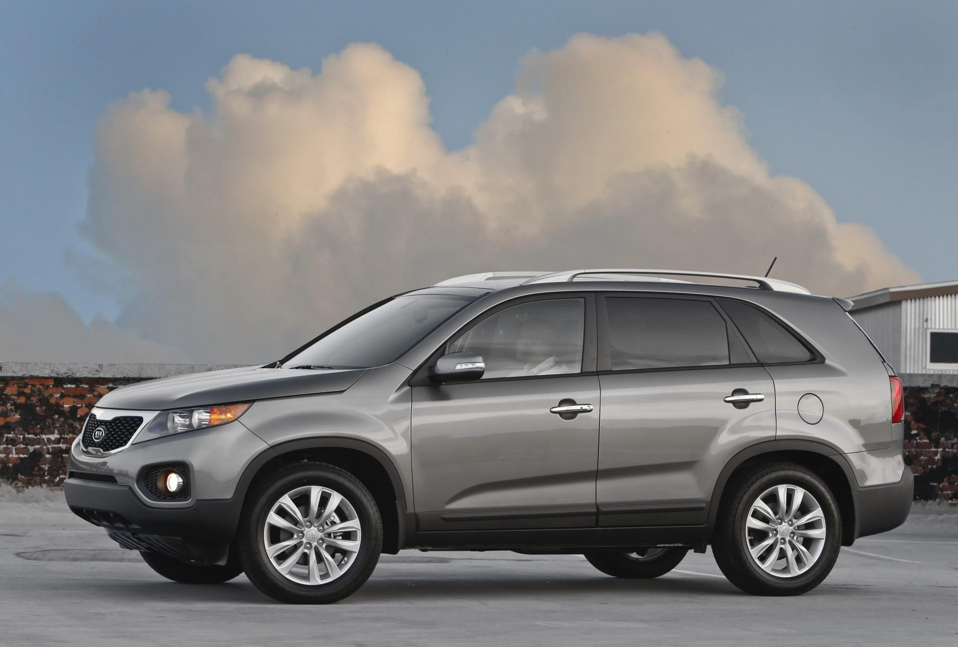 2011 kia sorento technical specifications and data engine. Black Bedroom Furniture Sets. Home Design Ideas