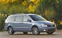 Kia Sedona Monthly Vehicle Sales