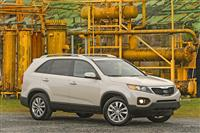 Kia Sorento Monthly Sales
