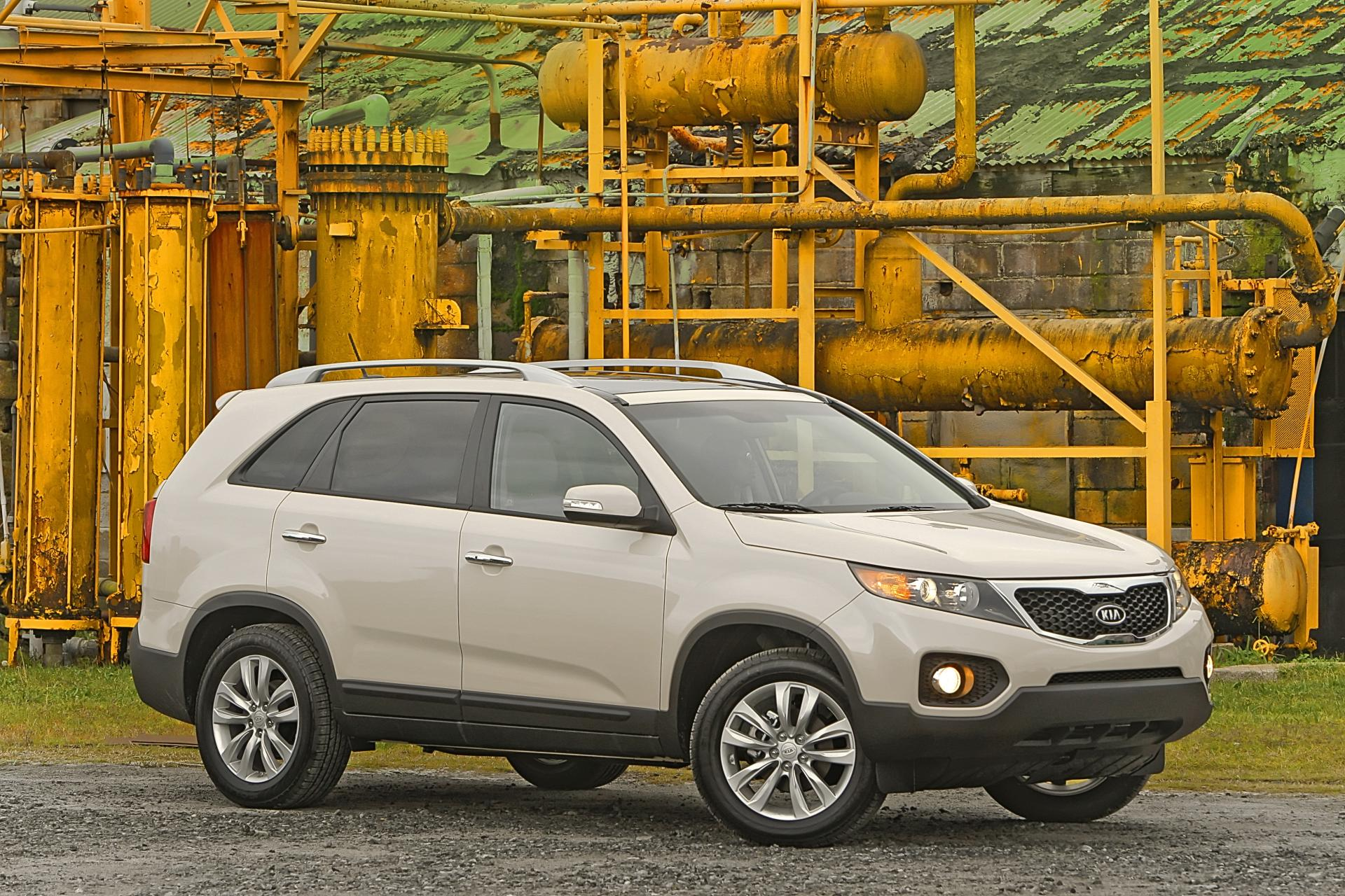 Kia Sorento: Driver position memory system (if equipped, for power seat)
