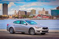 Kia Cadenza Monthly Vehicle Sales
