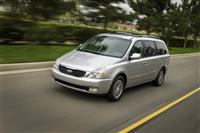 Kia Sedona Monthly Sales