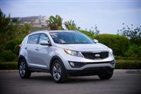 Kia Sportage Monthly Vehicle Sales
