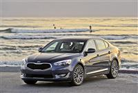 Kia Cadenza Monthly Sales