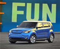 2016 Kia Soul EV thumbnail image