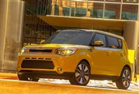 Kia Soul Monthly Vehicle Sales