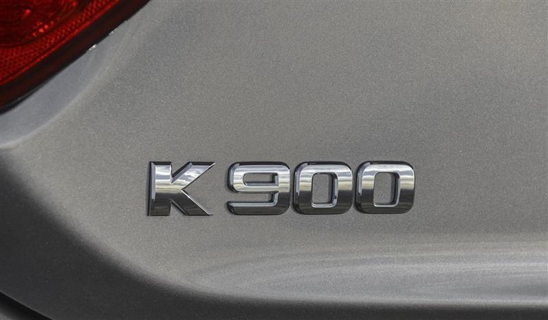 2016 Kia K900
