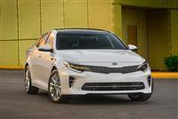 Kia Optima Monthly Vehicle Sales