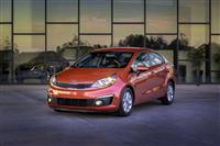 Kia Rio Monthly Vehicle Sales