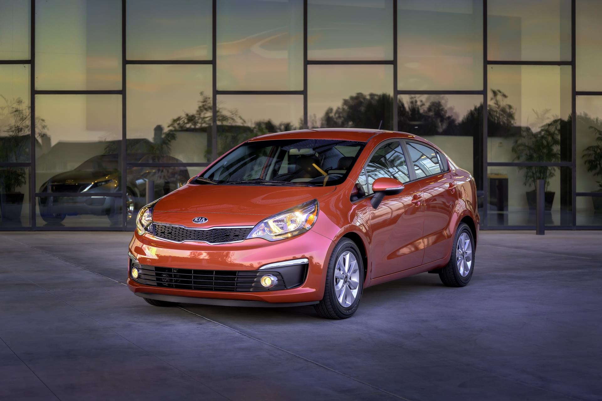 2016 kia rio news and information. Black Bedroom Furniture Sets. Home Design Ideas