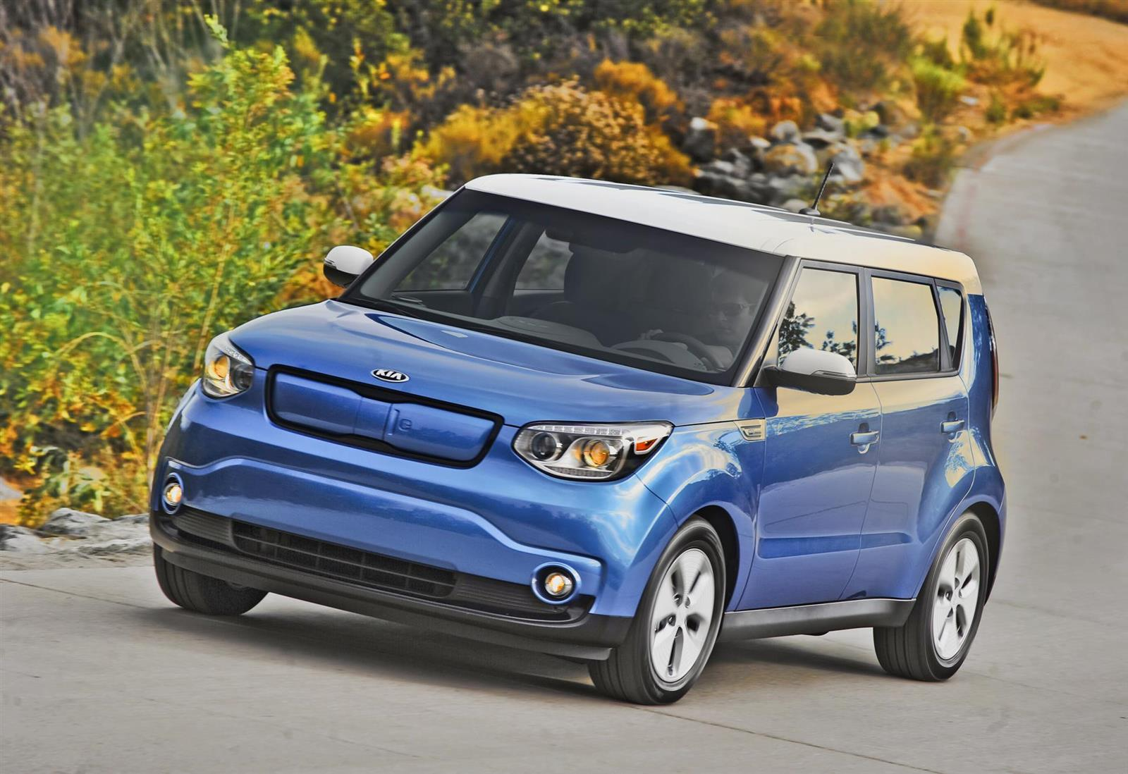 2016 kia soul ev image. Black Bedroom Furniture Sets. Home Design Ideas