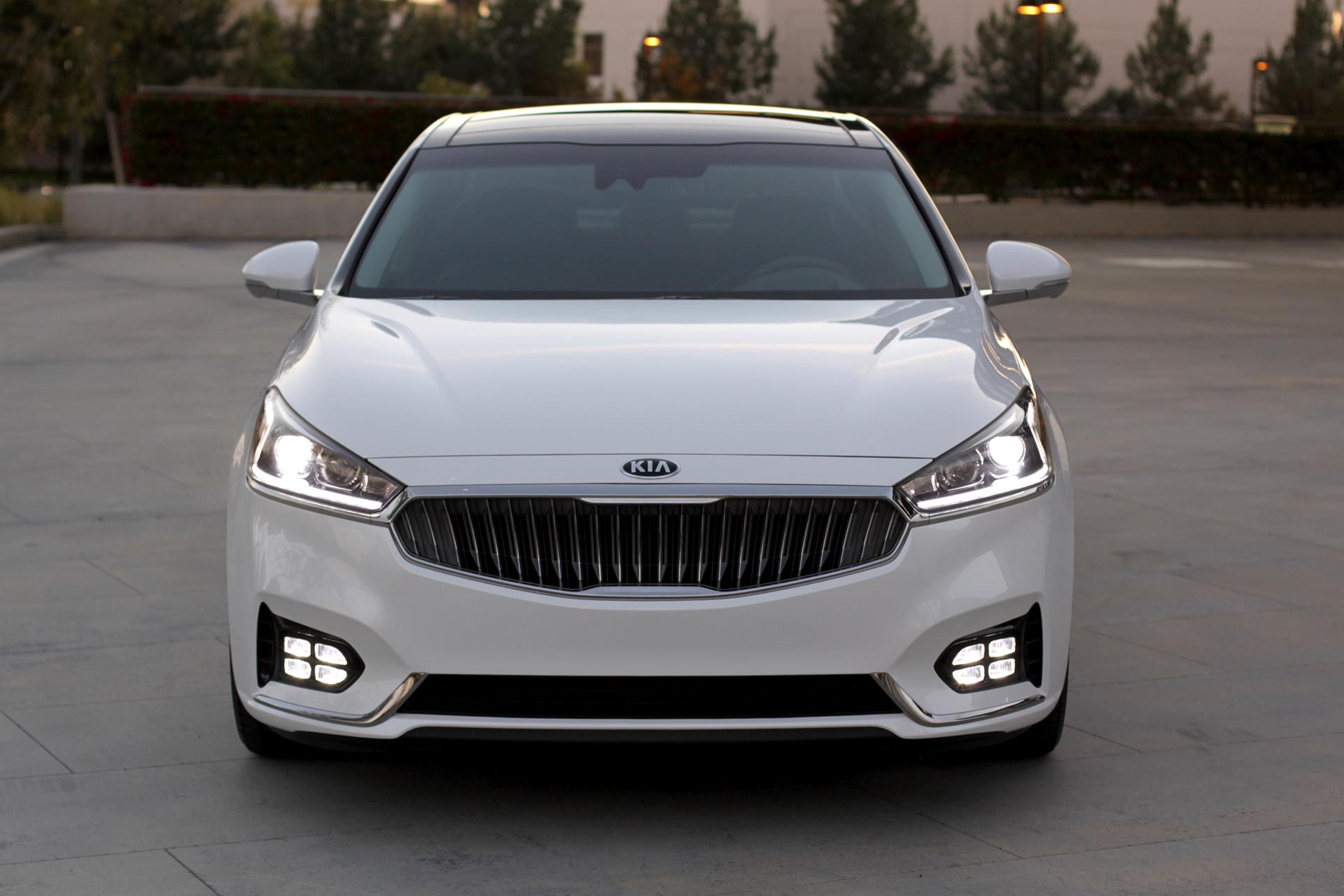 Kia Cadenza 2011 >> 2017 Kia Cadenza Technical Specifications and Data. Engine, Dimensions and Mechanical details.