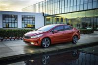 Kia Forte Monthly Vehicle Sales