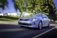 Image of the Optima Plug-In Hybrid
