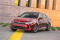 Kia Optima Monthly Vehicle Sales