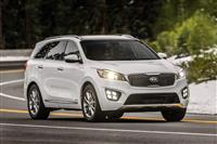 Kia Sorento Monthly Vehicle Sales