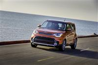 Kia Soul Monthly Sales
