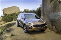 Kia Sportage Monthly Sales