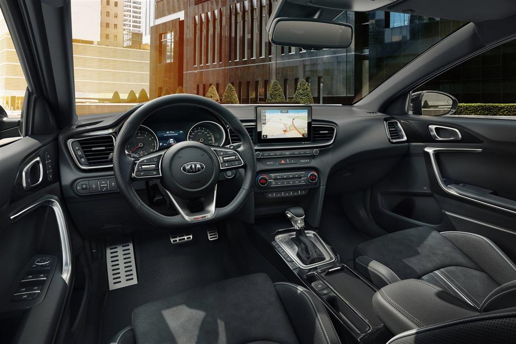 2019 Kia Ceed Gt News And Information Conceptcarz Com