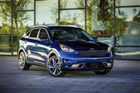 Kia Niro Monthly Vehicle Sales